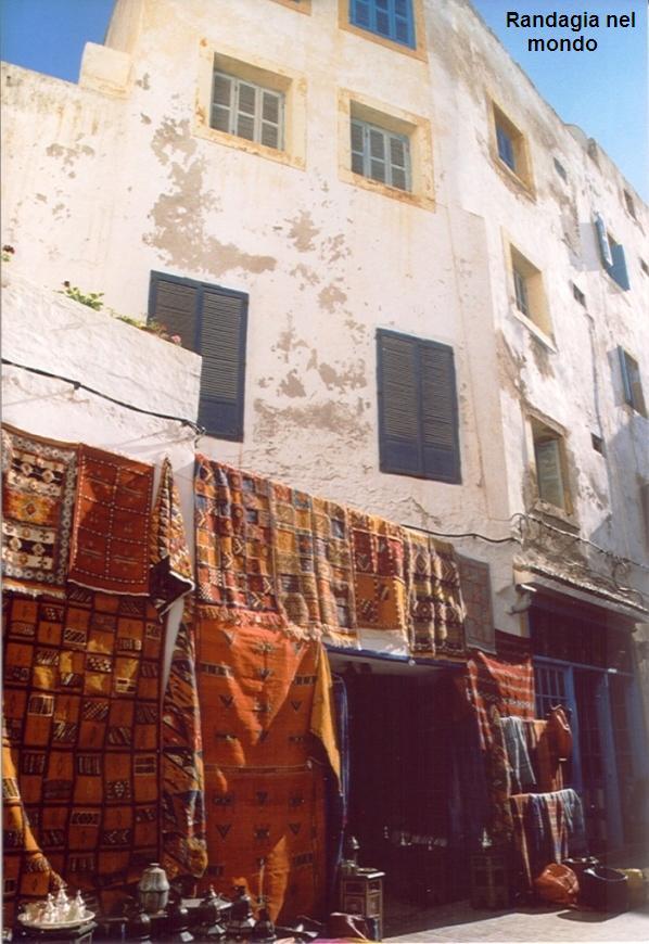 essaouira, small street