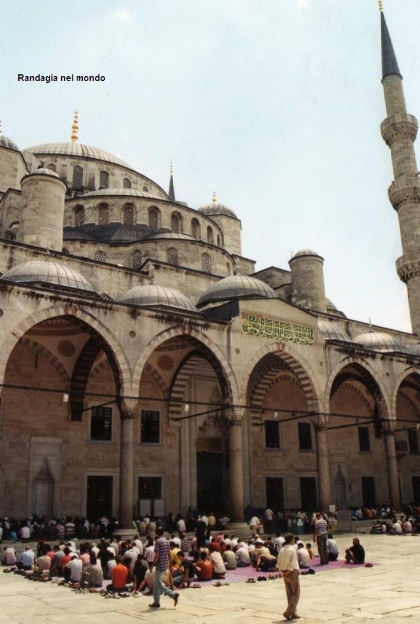 istanbul, friday prayer