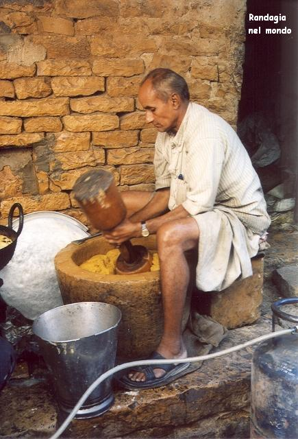 jaisalmer, food vendor
