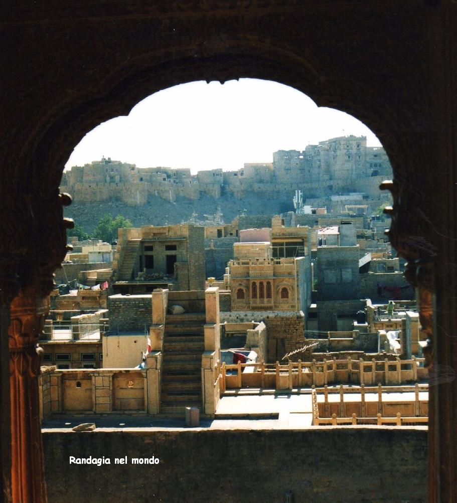 jaisalmer, view from patwa ki haveli 1