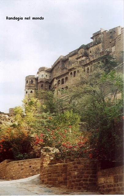 jodhpur, the fortress
