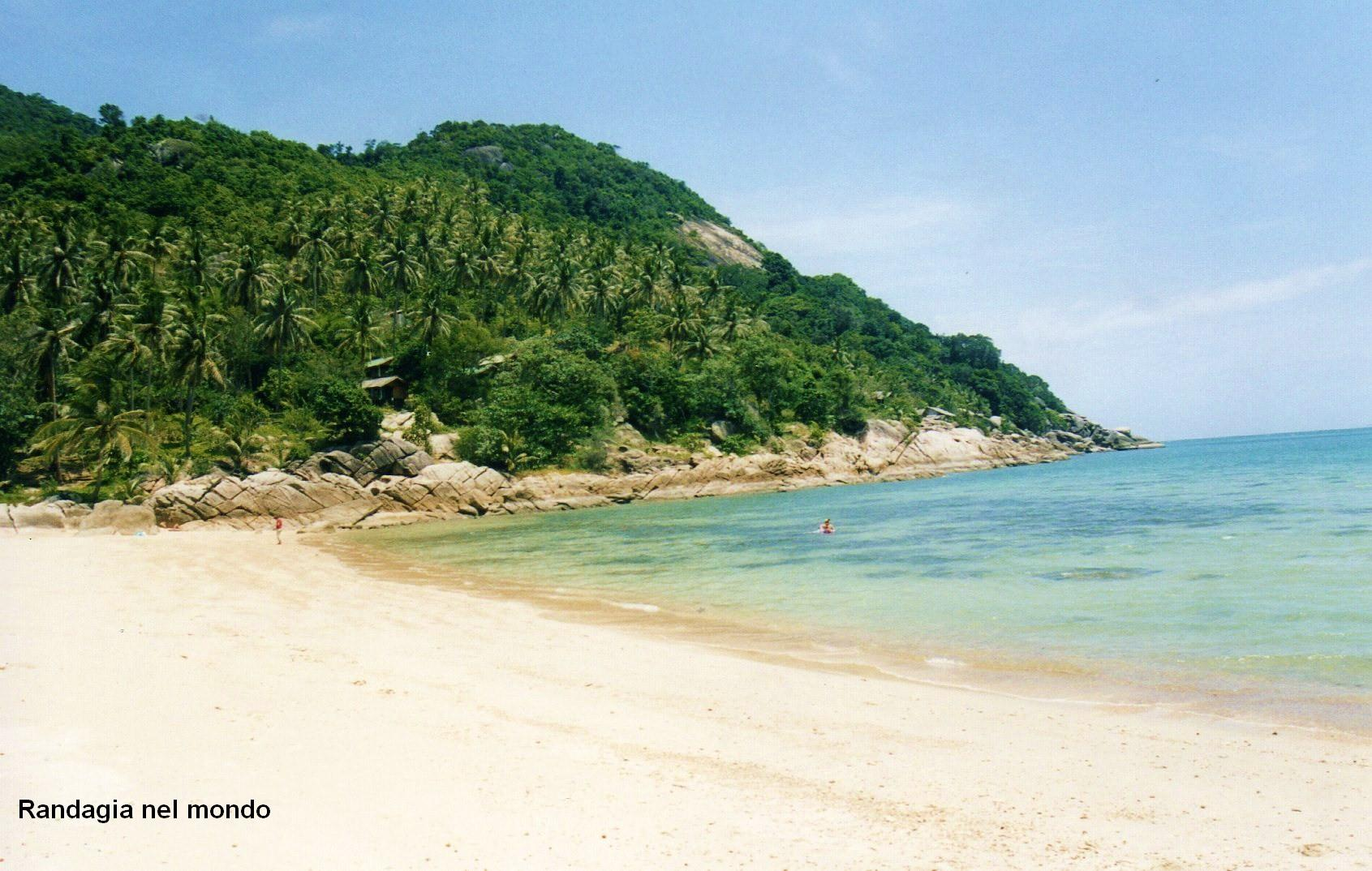 ko pha ngan bottle beach