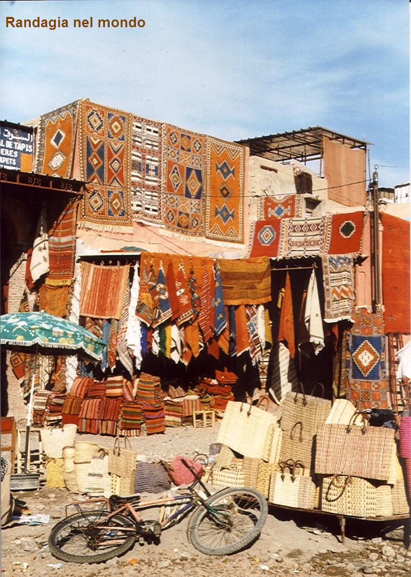 marrakesh, suk