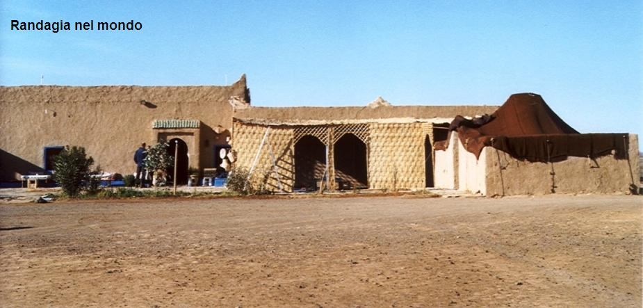 merzouga, my tent at day time