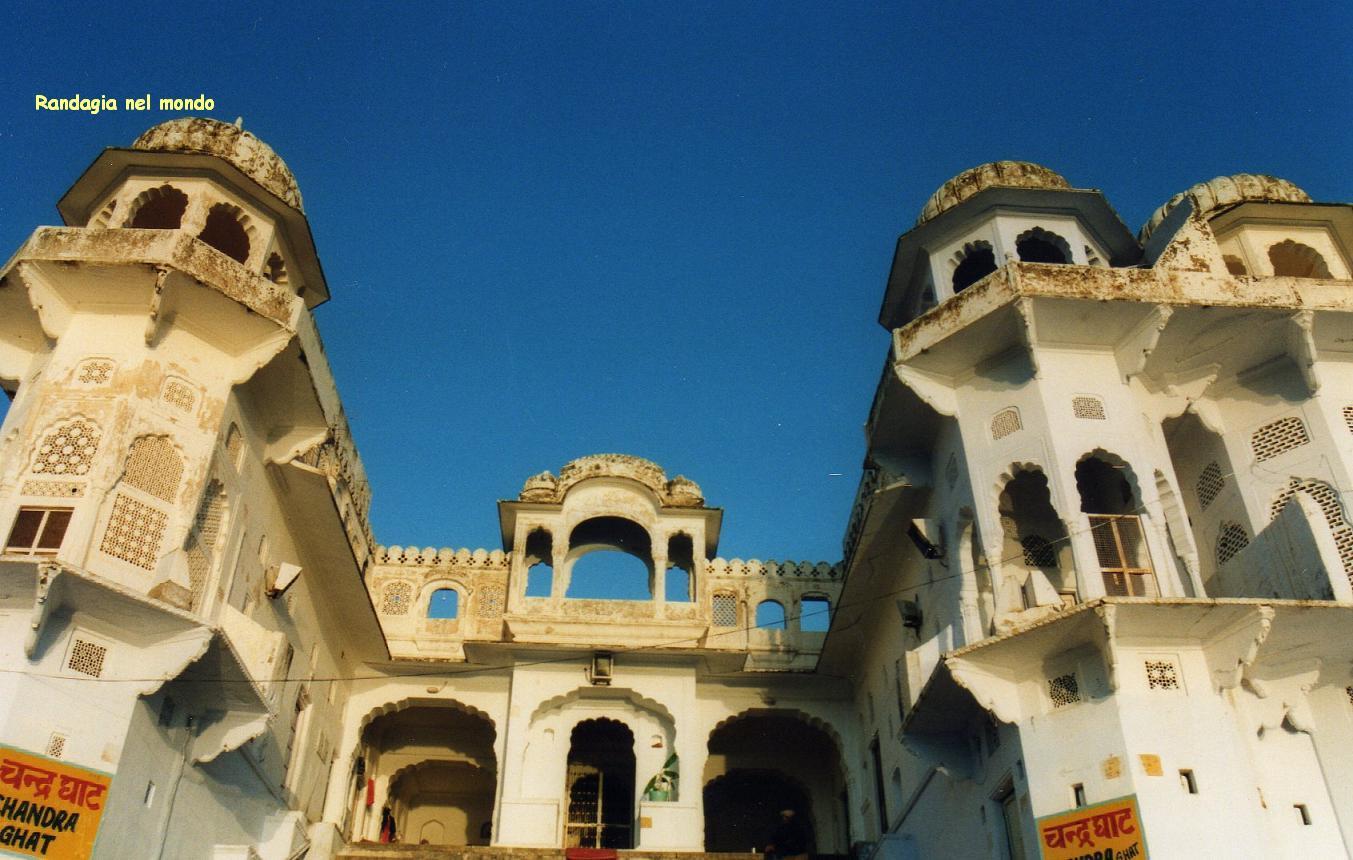 pushkar, ghats 1