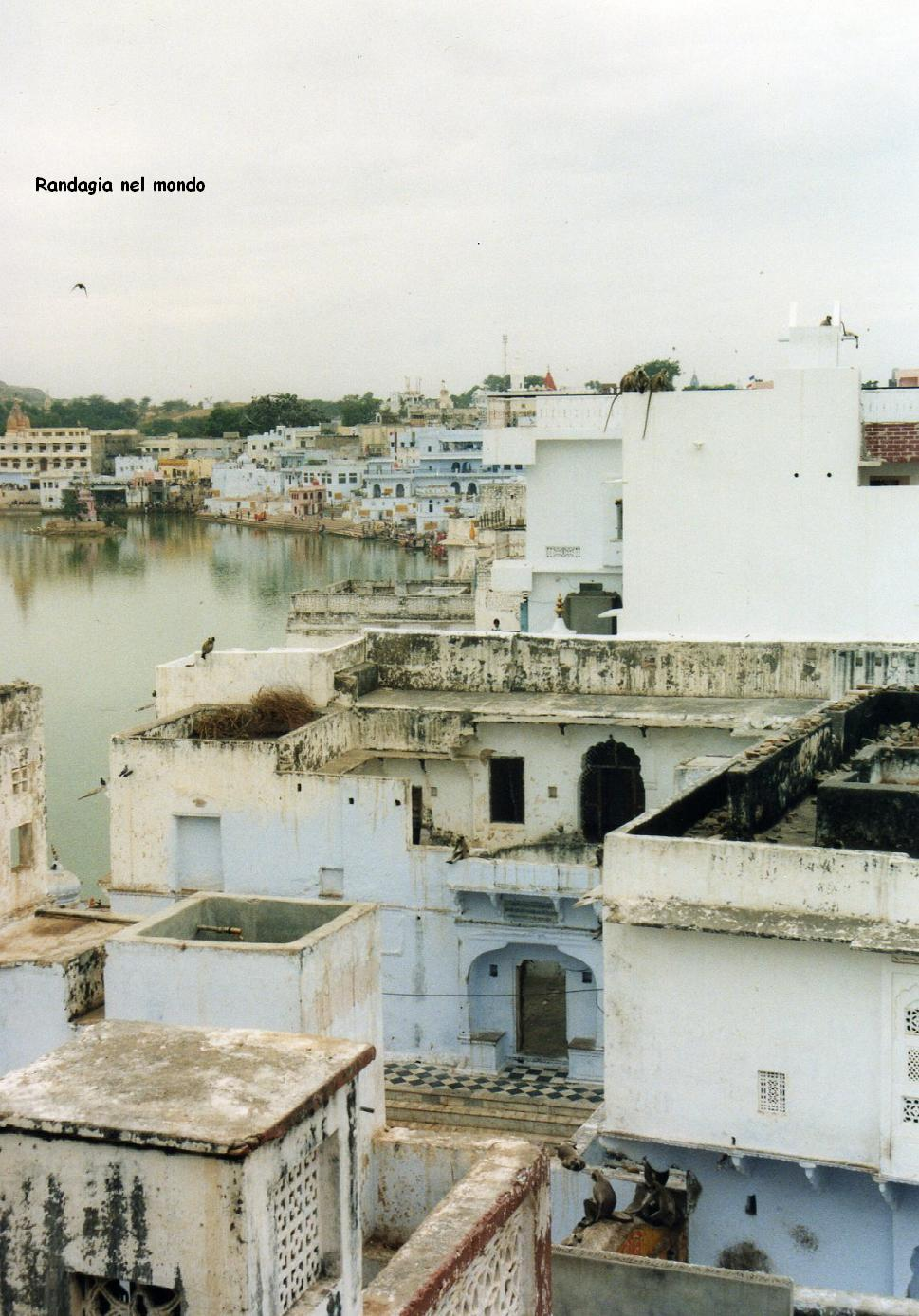 pushkar, view 1