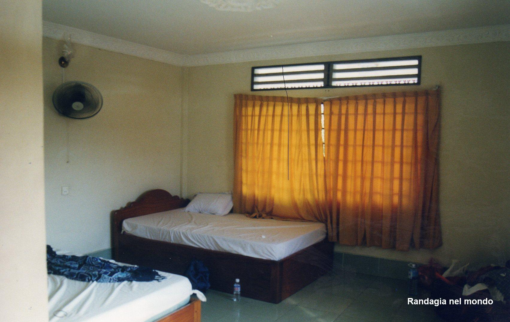 siem reap, green town guesthouse 1