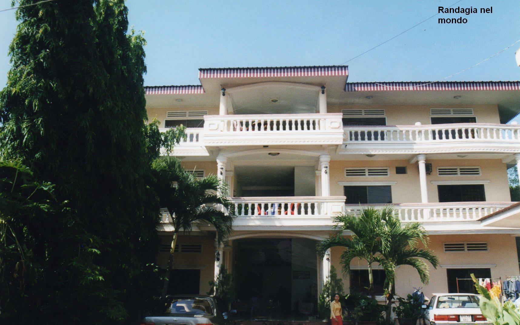 siem reap, green town guesthouse