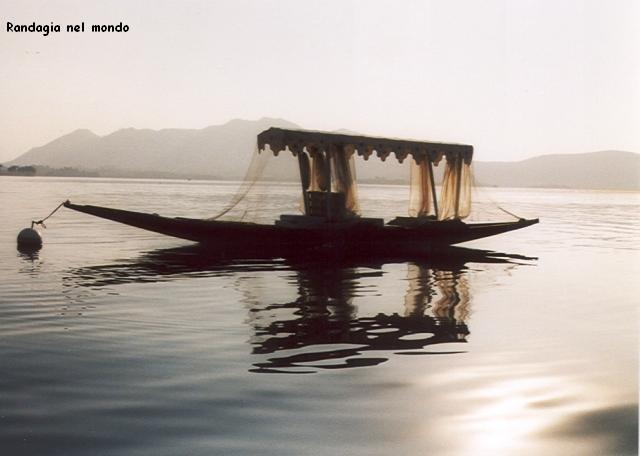 udaipur, gondola