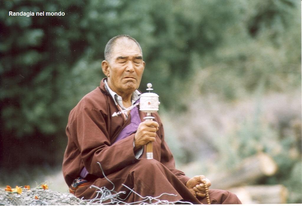 waiting for the dalai lama