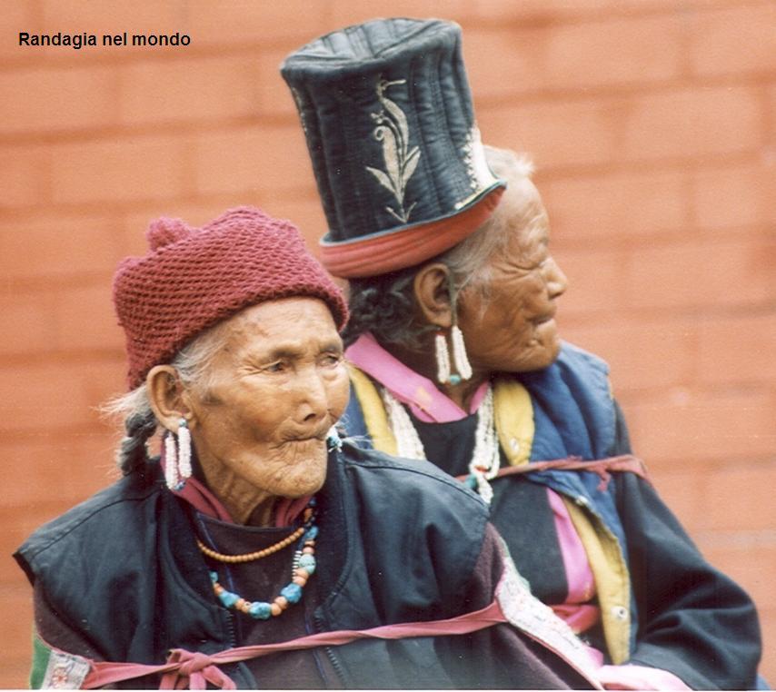 women in nubra valley