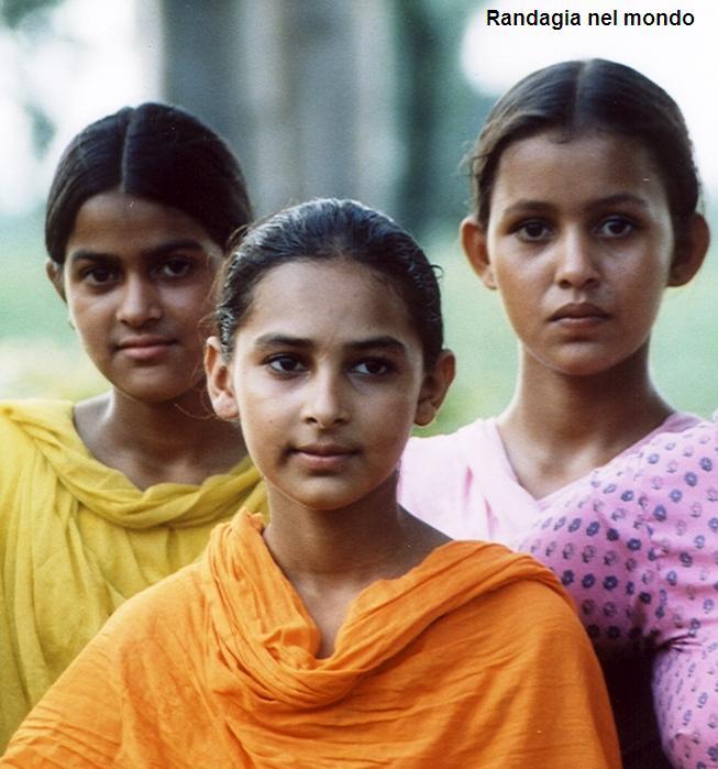 young girls, Amritsar