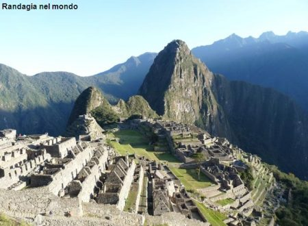Machu Picchu English version