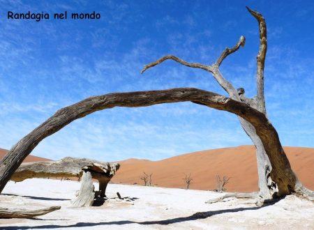 Sossusvlei ed il Namib Naukluft National Park